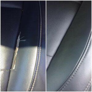 2015 Subaru drivers seat repair after